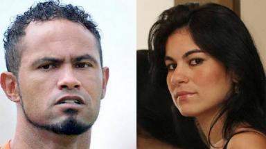 Eliza Samúdio e o goleiro Bruno