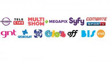 Canais do Grupo Globo