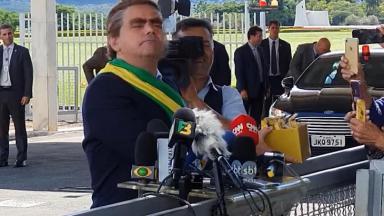 Márvio Lúcio como Jair Bolsonaro