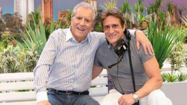 Carlos Alberto e Marcelo de Nóbrega
