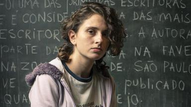 Carol Duarte em Segunda Chamada