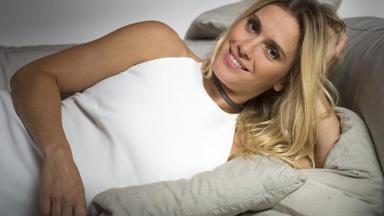 A atriz Carolina Dieckmann