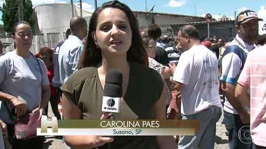 Repórter em Suzano
