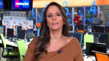 Cartolouco, Fabíola Andrade e funcionário do Grupo Globo