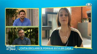 Cátia Fonseca no Melhor da Tarde