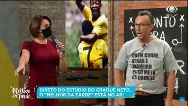 Cátia Fonseca com Neto