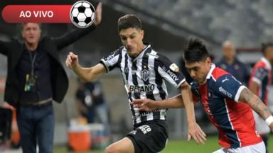 Cerro Porteño x Atlético-MG