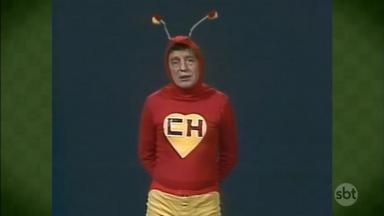 Chapolin no último episódio da série