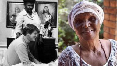 Chica Xavier morreu neste sábado (8), aos 88 anos, vítima de câncer no pulmão