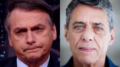 Jair Bolsonaro e Chico Buarque