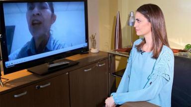 Chris Flores entrevista mãe de Eliza Samudio para o Notícias Impressionates