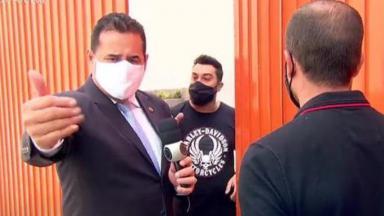 Jorge Wilson é apresentador e repórter do Cidade Alerta, famoso pelo quadro Xerife do Consumidor
