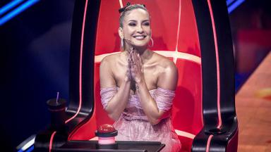 Claudia Leitte no The Voice Kids