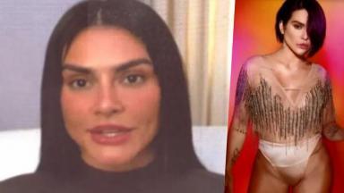 A atriz Cleo Pires
