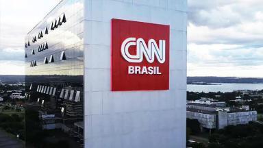 Prédio da CNN Brasil
