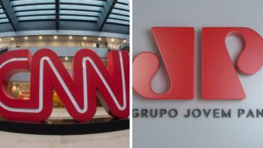 CNN e Jovem Pan