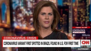 Cena da CNN Internacional sobre o Amazonas e coronavírus