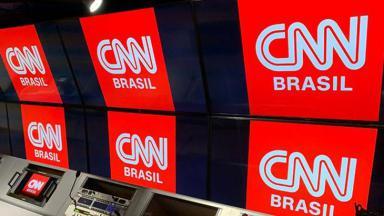Logo tipo da CNN Nrasil