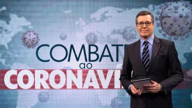 Márcio Gomes no cenário do Combate ao Coronavírus
