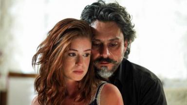 Maria Ísis e Comendador José Alfredo