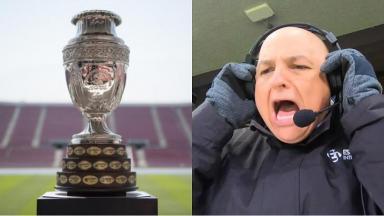 André Henning detonou Copa América