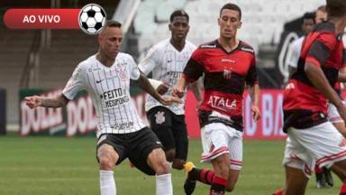 Corinthians x Ituano