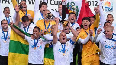 Globo reprisará título mundial do Corinthians