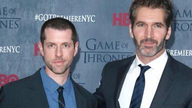 Criadores de Game of Thrones