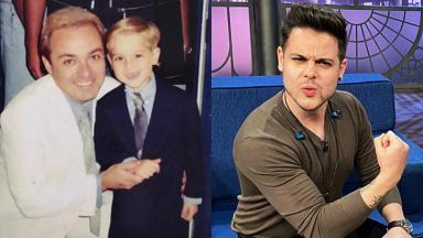 Dani Boy, o Guguzinho, nos anos 90 e atualmente