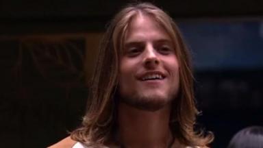 Daniel sorrindo no BBB20