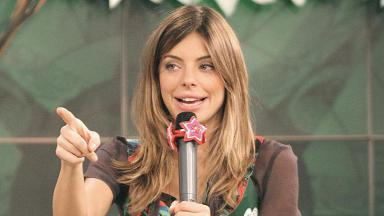 Daniella Cicarelli na MTV
