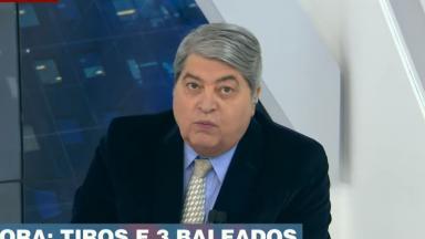 Datena irritado no Brasil Urgente