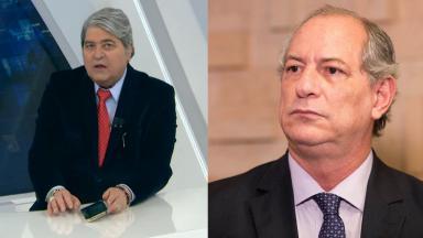 Datena no Brasil Urgente; Ciro Gomes sério