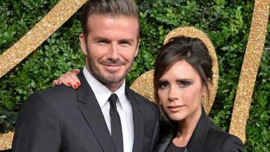 Com David Beckham