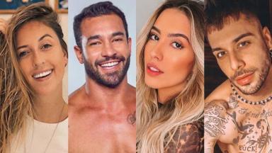 Confira um Top Five da pegação no reality show De Férias com o Ex Brasil. Já aconteceu de tudo na atração da MTV.
