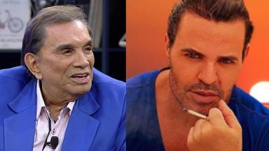 Dedé Santana e Eduardo Costa