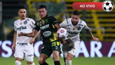 Defensa y Justicia x Palmeiras