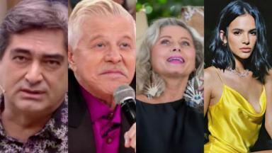 Confira a lista de atores, apresentadores e jornalistas que perderam contrato com a Globo em 2020