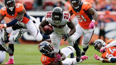 Denver Broncos e Atlanta Falcons
