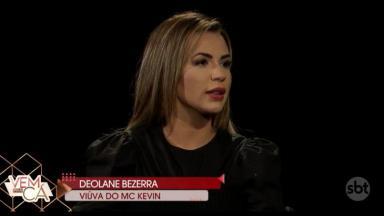 Deolane Bezerra no Vem pra Cá