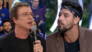 Publicitário já participou do reality show de confinamento da Globo