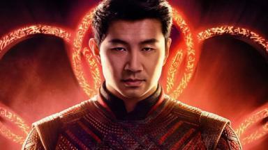 Chamada do filme Shang-Chi e a Lenda dos Dez Anéis