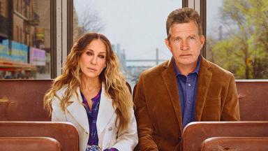 Sarah Jessica Parker e Thomas Haden em Divorce