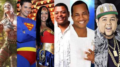 Bandas do Carnaval de Salvador