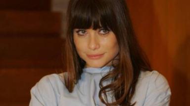 Alinne Moraes como Maria Sílvia, a vilã louca de Duas Caras, novela de 2007 que está de volta no Globoplay