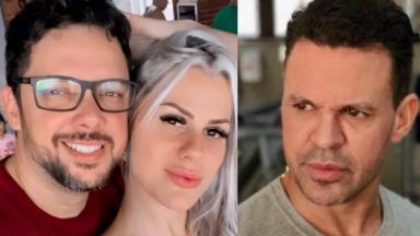 Eduardo Polastreli, Mariana e Eduardo Costa