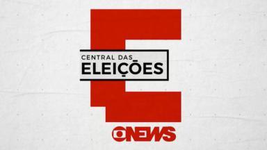 Logotipo das eleições da GloboNews