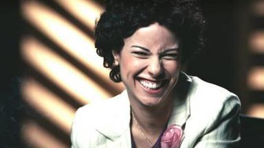 Andreia Horta como Elis Regina