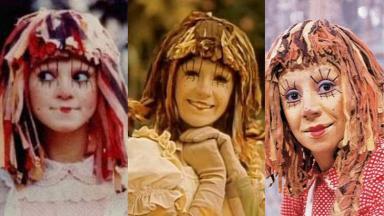Três atrizes que fizeram a Emília na primeira versão do Sítio do Picapau Amarelo