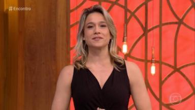 Fernanda Gentil à frente do Encontro
